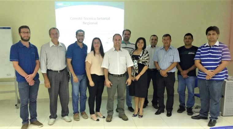 Crea-MT participa do comitê técnico setorial da Fatec Senai