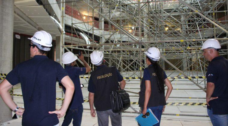 """Crea-MT continua com operação de fiscalização """"Pente Fino"""" no interior de Mato Grosso"""