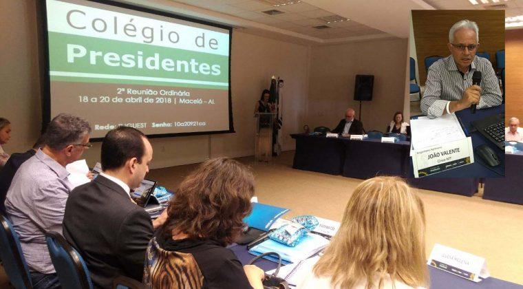 Colégio de Presidentes aprovou alterações na Resolução do Prodesu