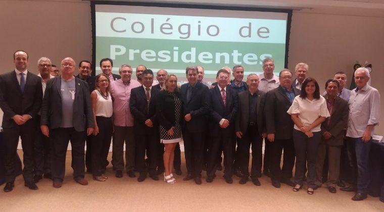 Presidente do Crea-MT presente em 2ª reunião ordinária do Colégio de Presidentes em Maceió