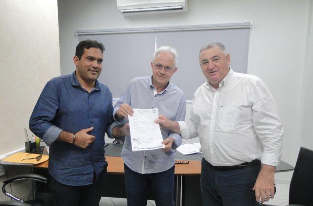 Deputado Nininho e vereador solicitam inspetoria para Nova Xavantina