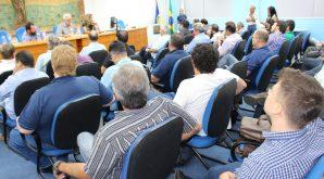 Reunião da Diretoria, Câmaras e Plenário de Maio de 2018