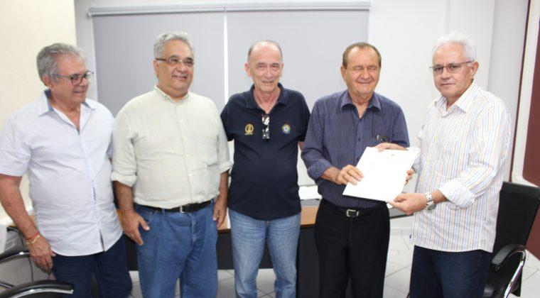 Crea-MT e Santa Casa firmam convênio para beneficiar reforma do hospital