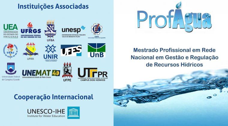 Unemat oferece mestrado em gestão e regulação de recursos hídricos em rede nacional