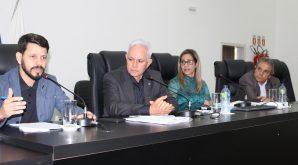 Sapezal sedia inauguração, reunião de diretoria e plenária