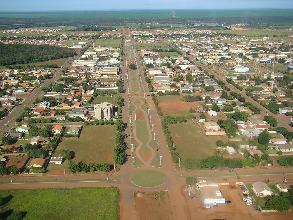 Sapezal Mato Grosso fonte: www.crea-mt.org.br