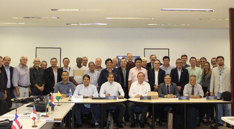 Crea-MT presente na 3ª Reunião da Câmara Nacional de Engenharia Civil, em Pernambuco