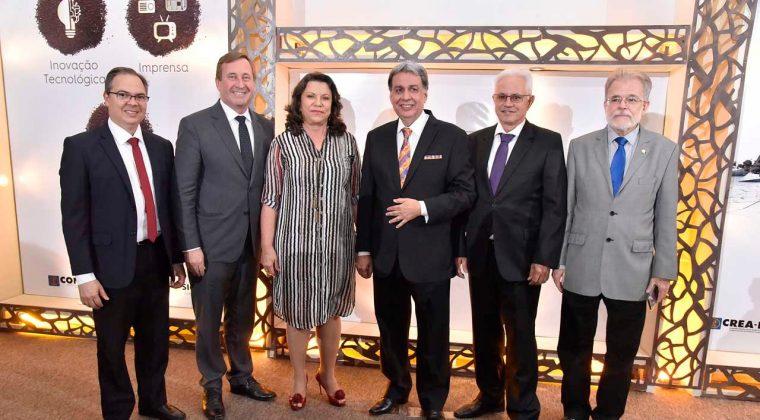 Crea-MT participa de lançamento da 17ª edição do Prêmio de Meio Ambiente em Goiânia