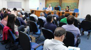 Reunião da Diretoria, Câmaras e Plenário de Julho de 2018