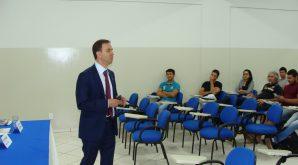 """Crea Júnior promove palestra """"Conhecendo o Sistema Confea/Crea e Mútua em Rondonópolis"""