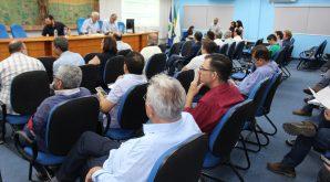 """""""Reunião de Diretoria, Câmaras e Plenário de Agosto de 2018"""""""