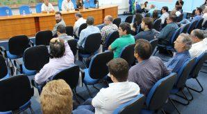 Reunião de Diretoria e plenária de Outubro