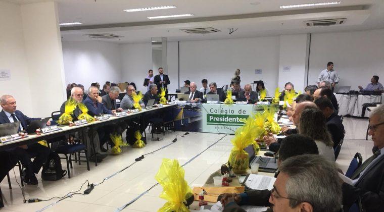 Colégio de Presidentes de Crea's se reúne em Manaus