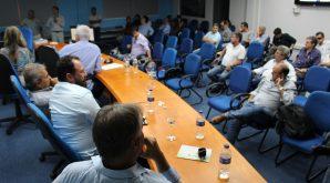 Reunião de Diretoria, Câmaras e plenária de Novembro