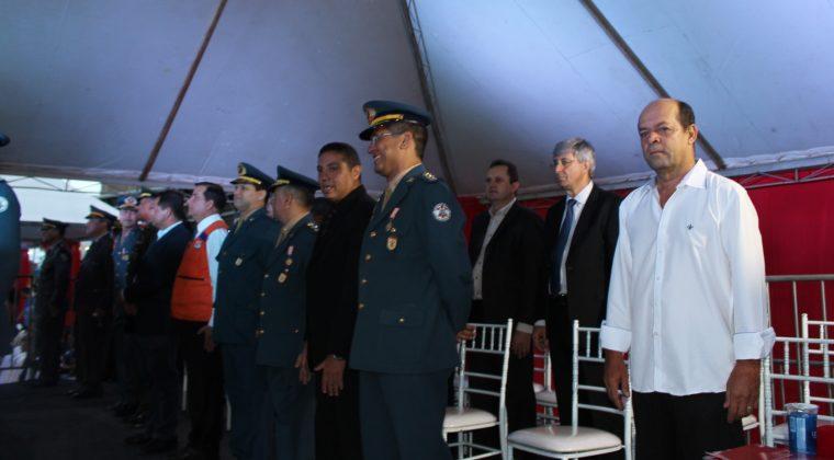 Crea-MT prestigia Dia do Patrono do Corpo de Bombeiros