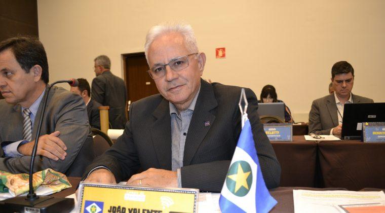 João Pedro Valente defende intensificação de atuação das Assessorias Parlamentares durante reunião do CP Nacional