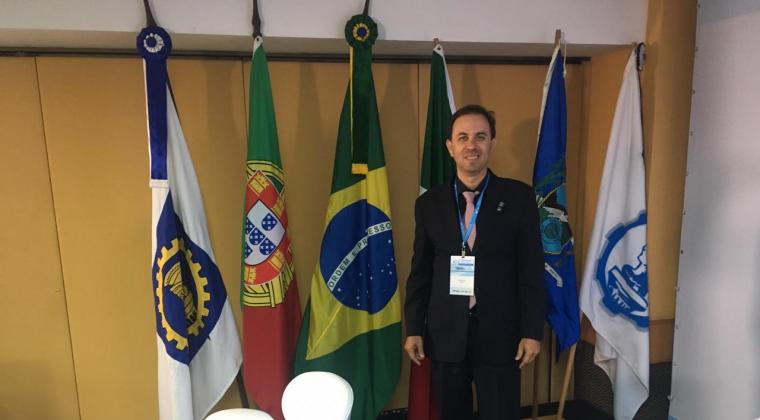 Conselheiro representa Crea-MT em encontro internacional de Associações Profissionais de Engenheiros Civis