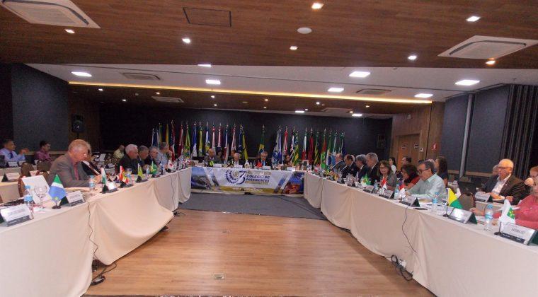 Colégio de Presidentes em Aracaju discute propostas e definem ações para melhoria do Sistema Confea/Crea