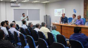 Crea-MT e entidade de classe debatem a continuidade ou não das obras do VLT