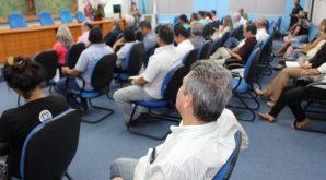 Diretoria da Abes Seção Mato Grosso é empossada para o triênio 2019/2021