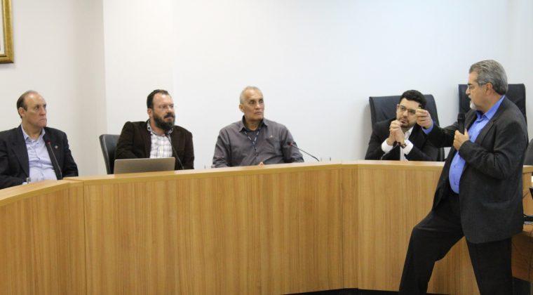 Câmara Setorial Temática debateu Movimento Pró-Logística para Mato Grosso