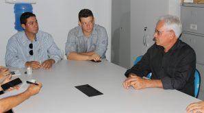 Substituição de nova tecnologia no sistema do Crea-MT leva presidente a visitar Inspetorias de Sinop, Guarantã do Norte e Alta Floresta