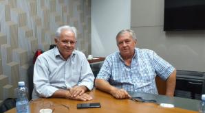 Presidente do Crea-MT visita órgãos para apresentar o sistema eCREA