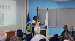 Profissionais recebem treinamento do sistema eCrea