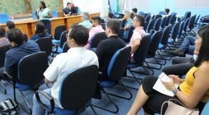 Treinamento do sistema eCREA foi realizado para servidores da prefeitura de Cuiabá e para profissionais na sede do Crea-MT