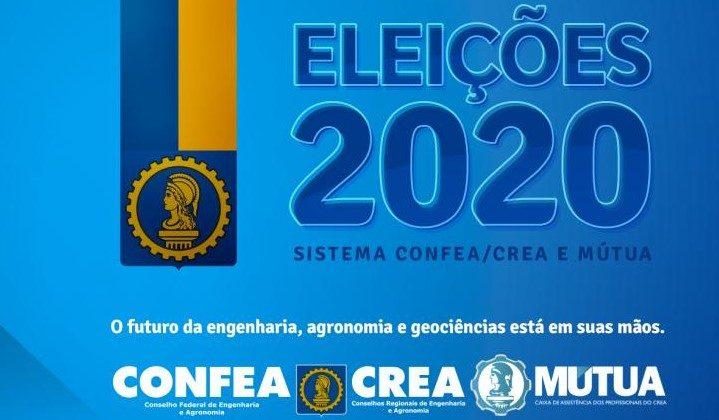 Crea-MT publica edital de convocação eleitoral 2020 e Manual do Candidato e  Cartilha Condutas Vedadas aos Agentes Público