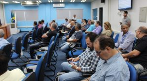 Reunião de diretoria, câmaras e plenária do mês de Março