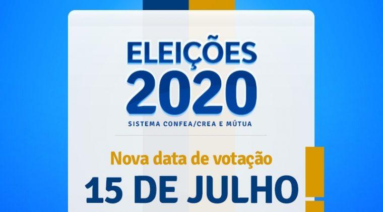 Comissão Eleitoral Regional do Crea-MT comunica aos profissionais datas para eleição e escolha do local de votação