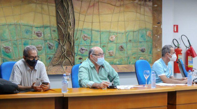 Sessão online: Plenário julga 15 processos durante reunião de abril