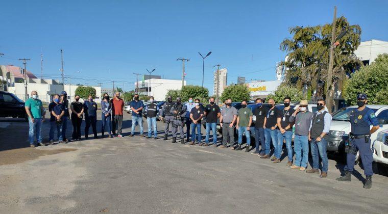 """FPI realiza: """"Operação Loteamento Irregular"""" nos dias 08, 09, 10 e 11 de junho em Sinop"""