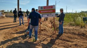 """FPI realiza  """"Operação Loteamento Irregular"""" em Sinop"""