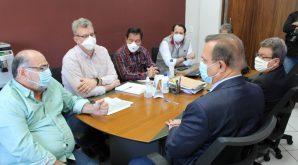 Crea-MT reúne com senador e parlamentar afirma apoio ao salário mínimo profissional da Engenharia