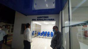 Presidente do Crea-MT inaugura auditórios nas inspetorias de Diamantino e Nova Mutum