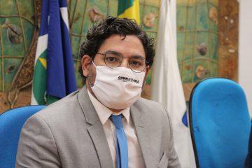 Conselheiro do Crea Piauí, Eng. de Seg. do Trabalho Andrei Costa