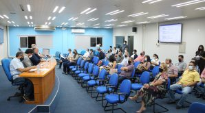 Sessão plenária mensal do Crea-MT do mês de setembro de 2021