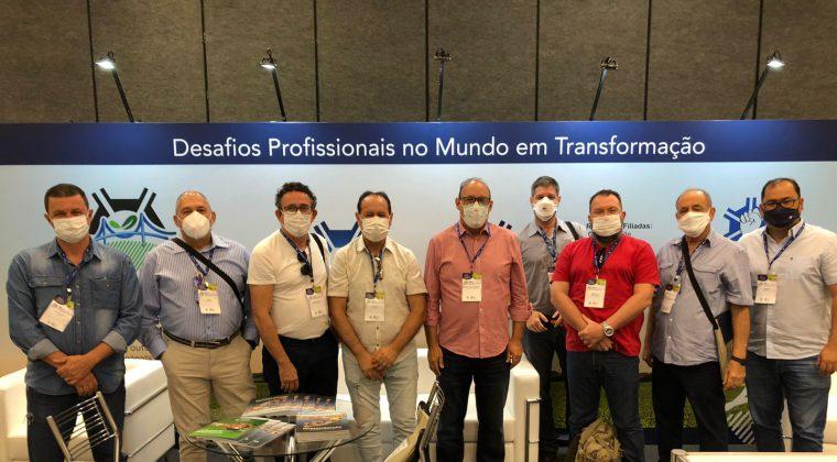 Crea Mato Grosso presente na 32ª edição do Congresso Brasileiro de Agronomia